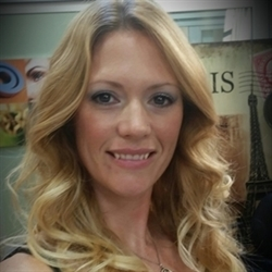 Amy Valentour - Managing Cosmetologist / Salon Owner