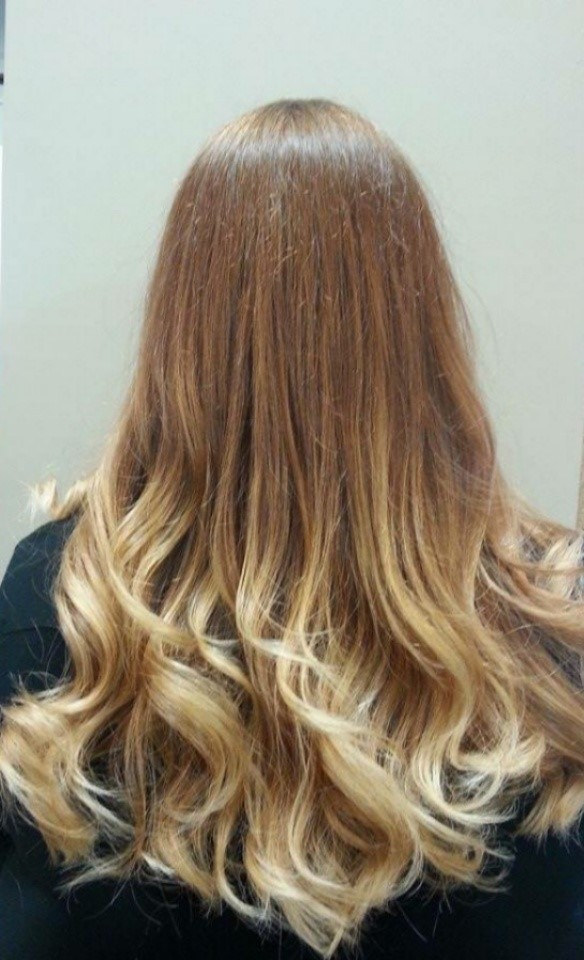 Heather Summer Shaver Freelance Hair Boss at Salon